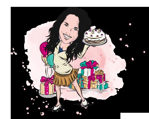 lista online caricatura compleanno